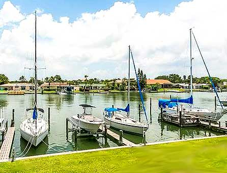 florida condos with boat slips fl waterfront condos with boat slips
